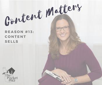Content Matters #13